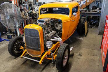 1933 Ford 3 Window Highboy Gallery