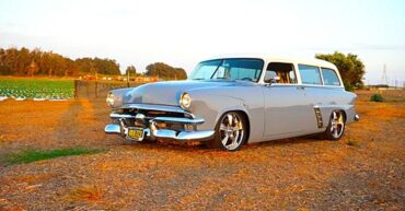 Full Scale Hot Rod Shop 1953 Ford Ranch Wagon Article