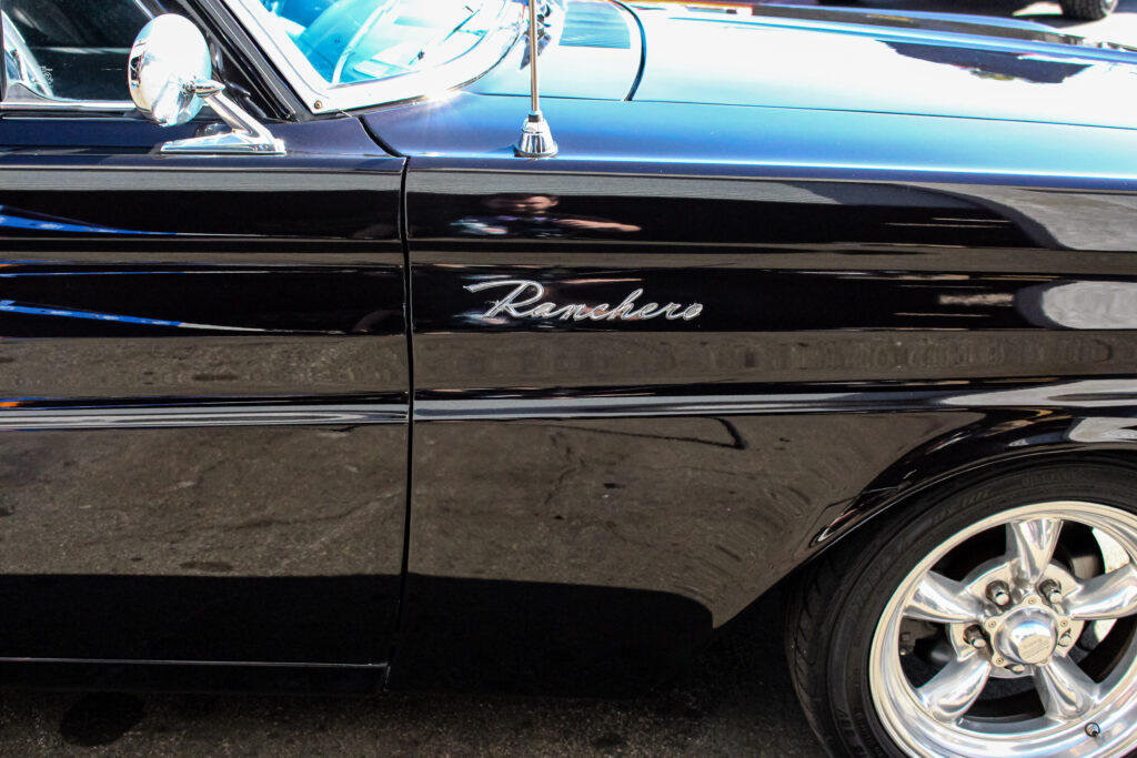 1964 Ford Ranchero Passenger Side Emblem