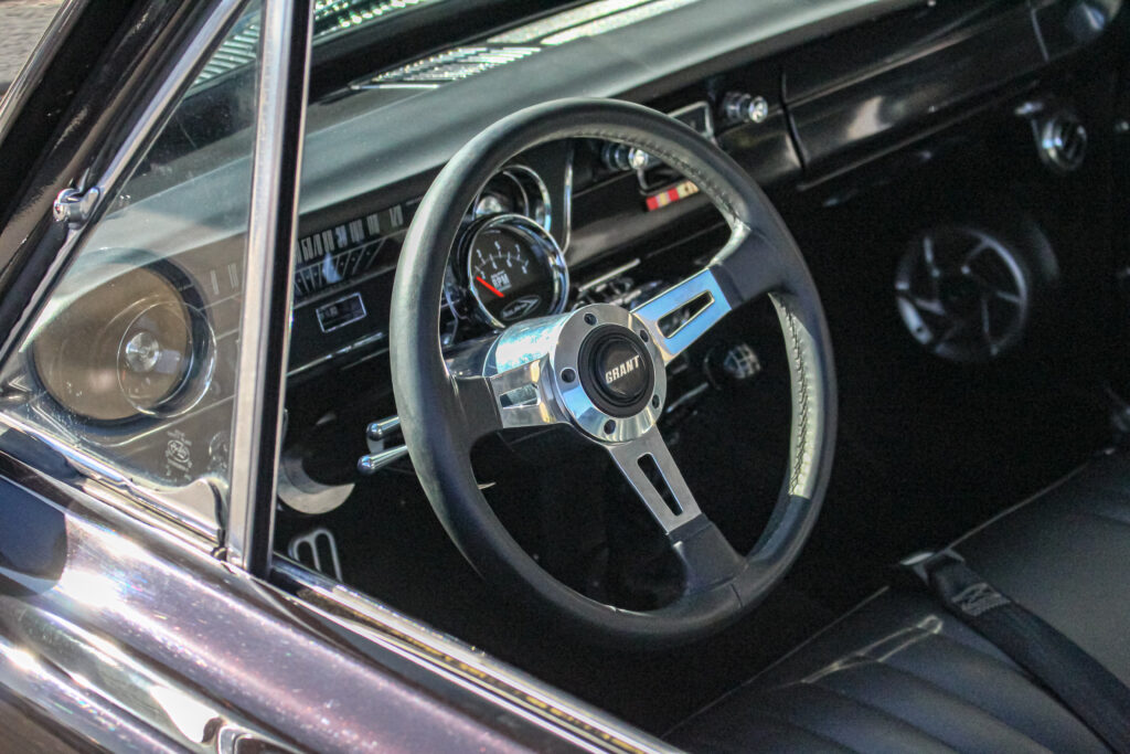 1964 Ford Ranchero Steering Wheel