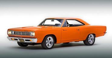 Full Scale Hot Rod Shop 1969 Plymouth Roadrunner Article