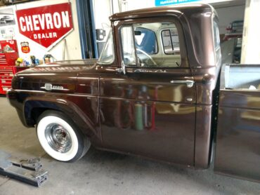 1950 Ford Pickup Gallery