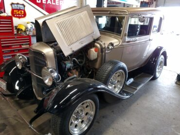 1931 Ford Victoria Gallery