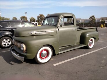 1951 Ford F1 Pickup Gallery