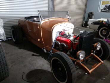 1929 Ford Model A Roadster Gallery