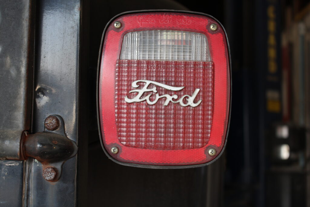 1953 Ford Pickup Truck Taillight