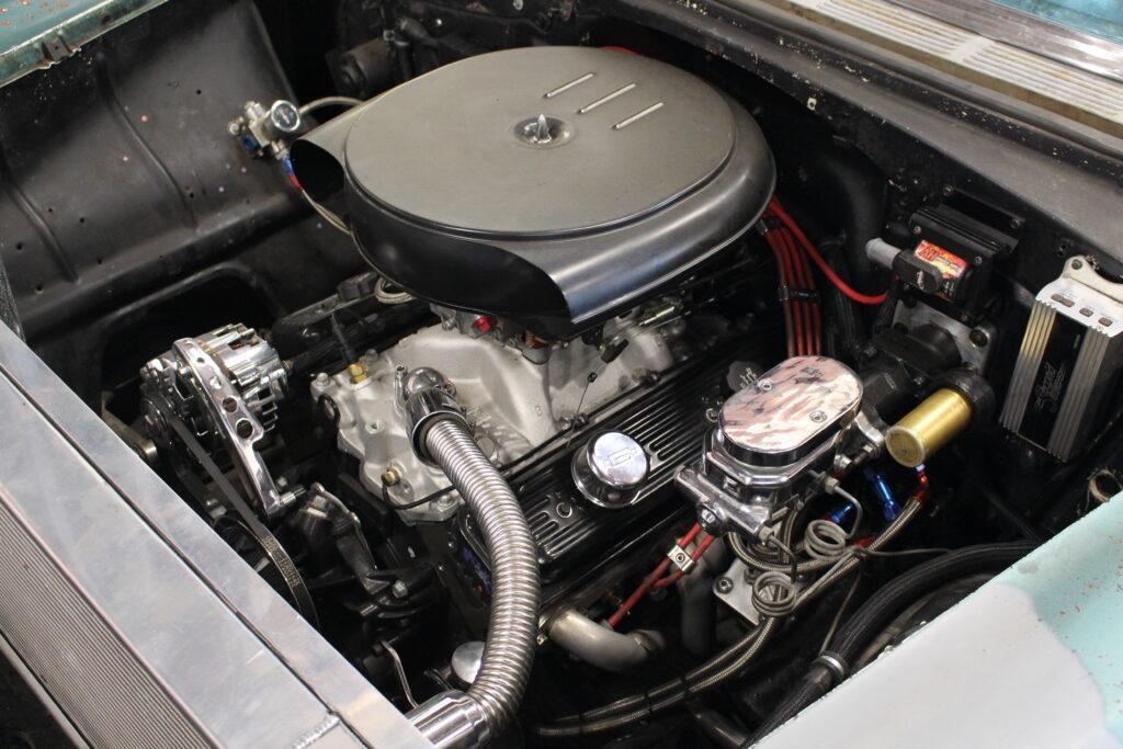 1956 Chevy Engine