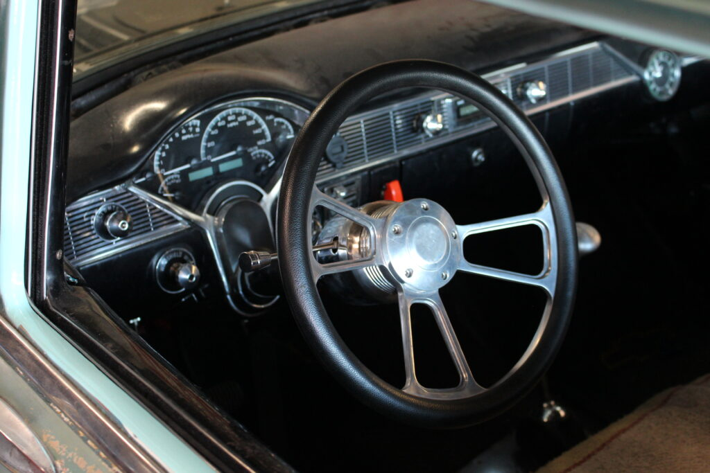 1956 Chevy Steering Wheel