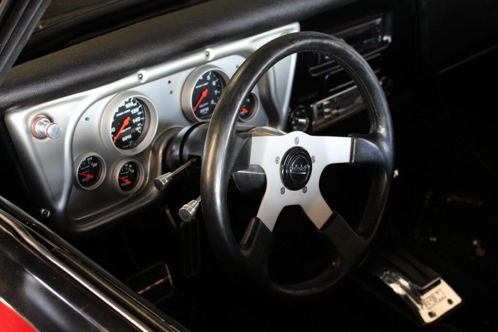 1972 Chevy C10 Pickup Truck Dash