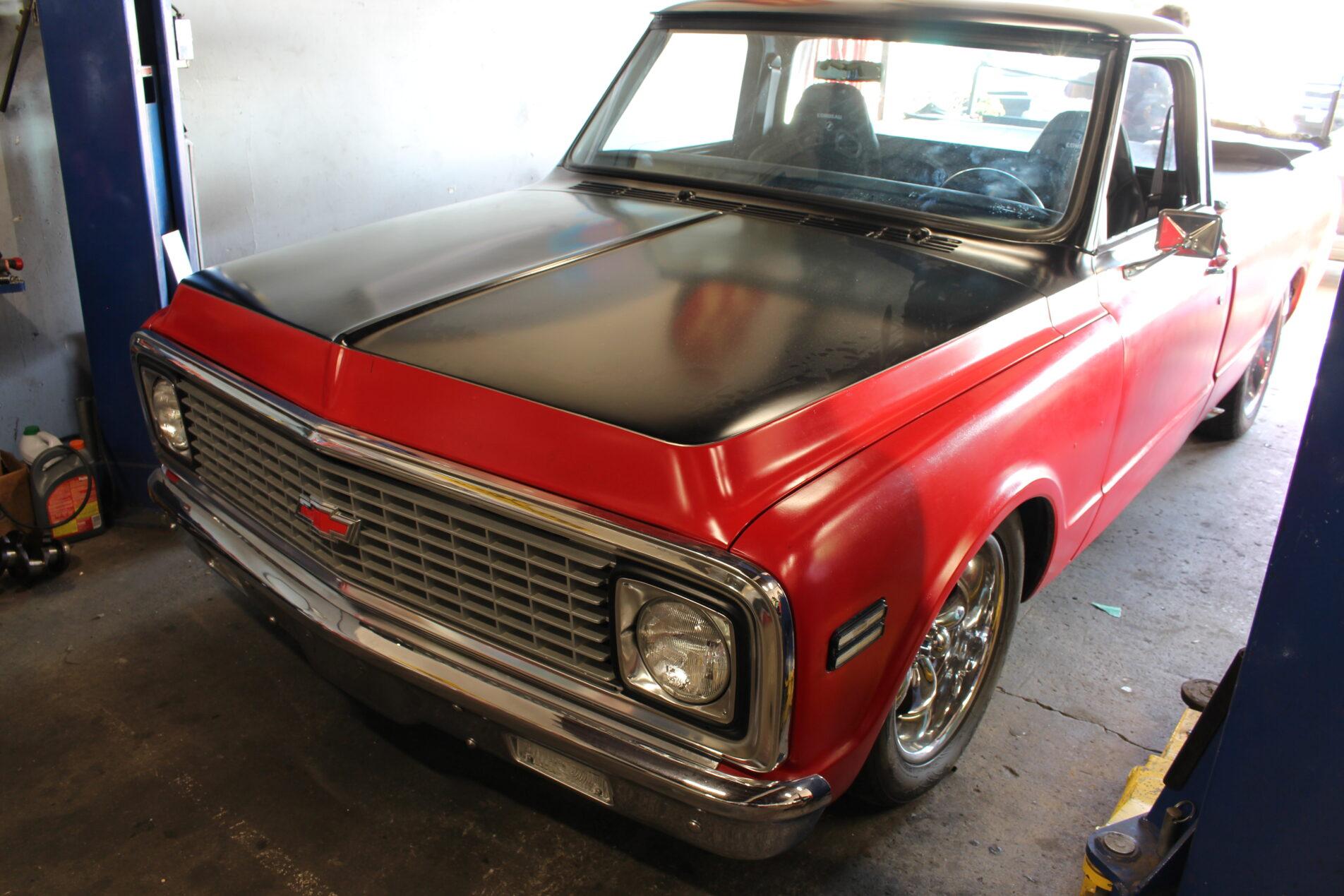 1972 Chevy C10 Pickup Truck