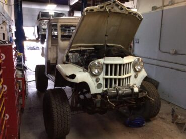 1961 Jeep Willys Pickup Gallery