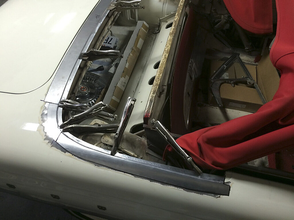 1963 Ford Falcon Convertible Mechanics