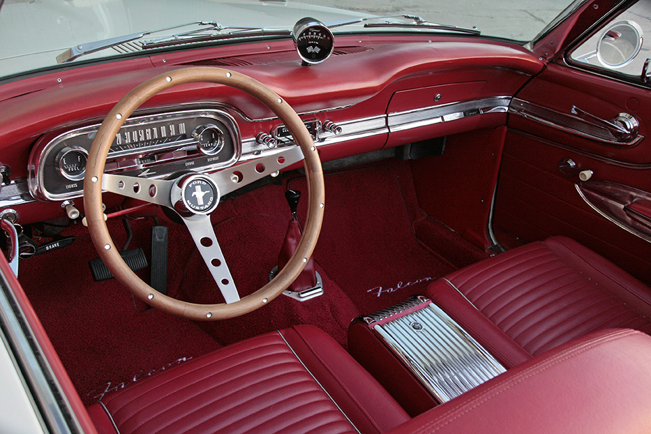 1963 Ford Falcon Inertior