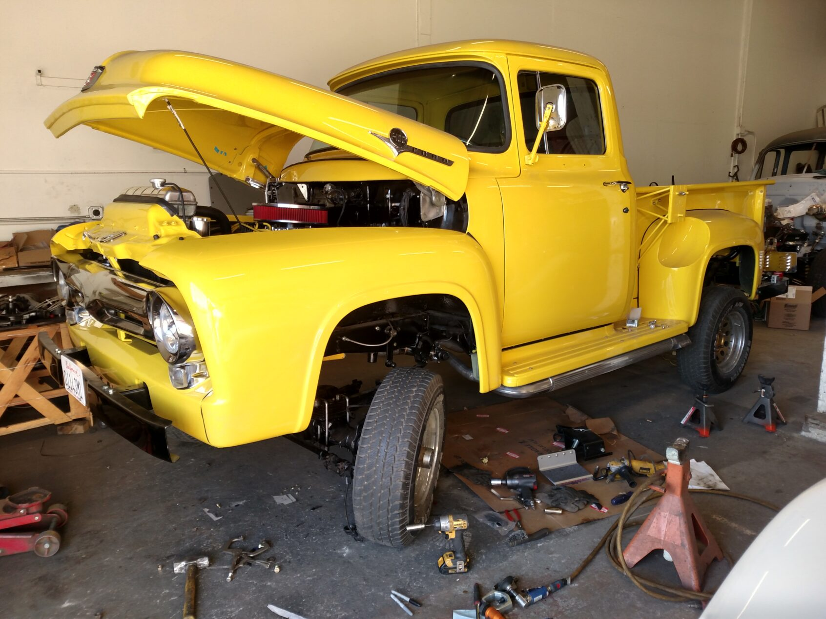 1956 Ford Pickup Truck