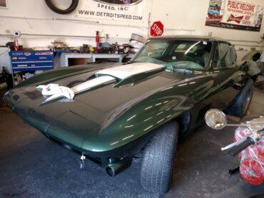 1967 Chevy Corvette Stingray