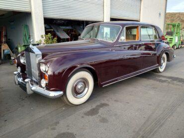 1965 Rolls Royce Phantom V Gallery