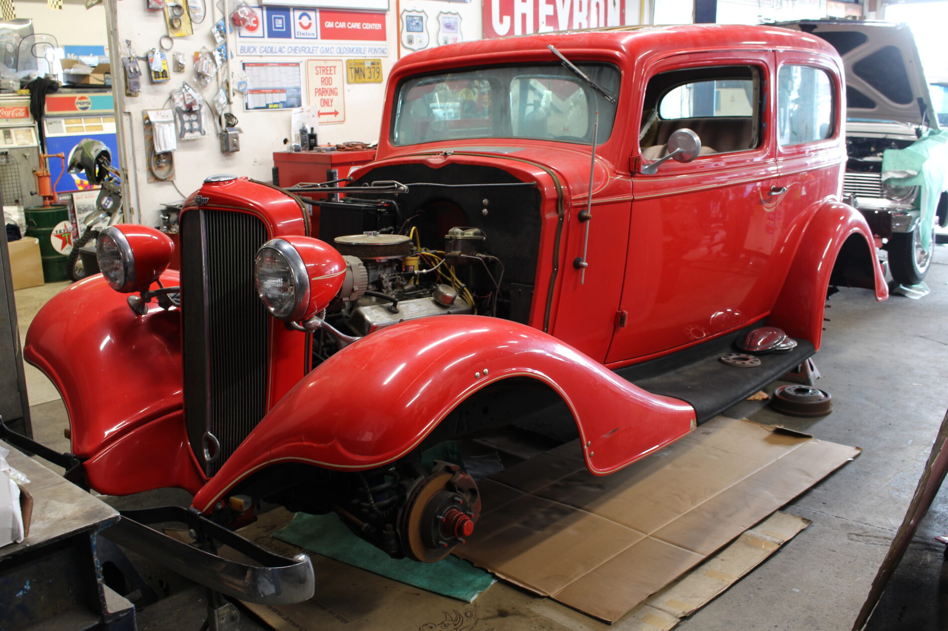 1933 Chevy 2-Door Sedan