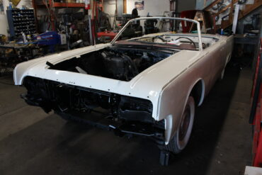 1963 Lincoln Continental Convertible Gallery