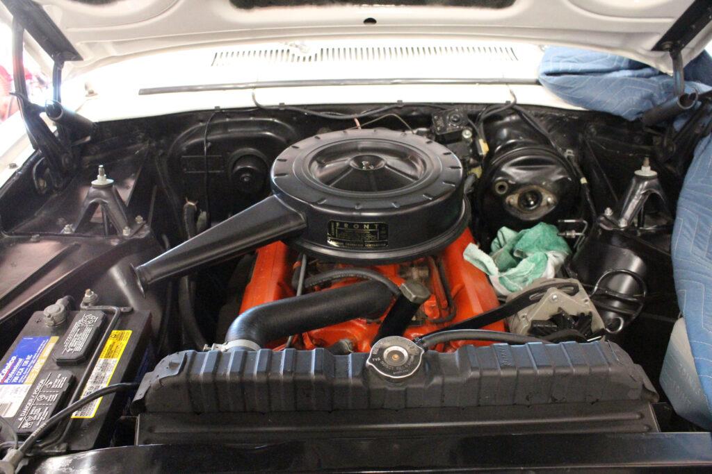 1965 Chevy Nova SS Engine