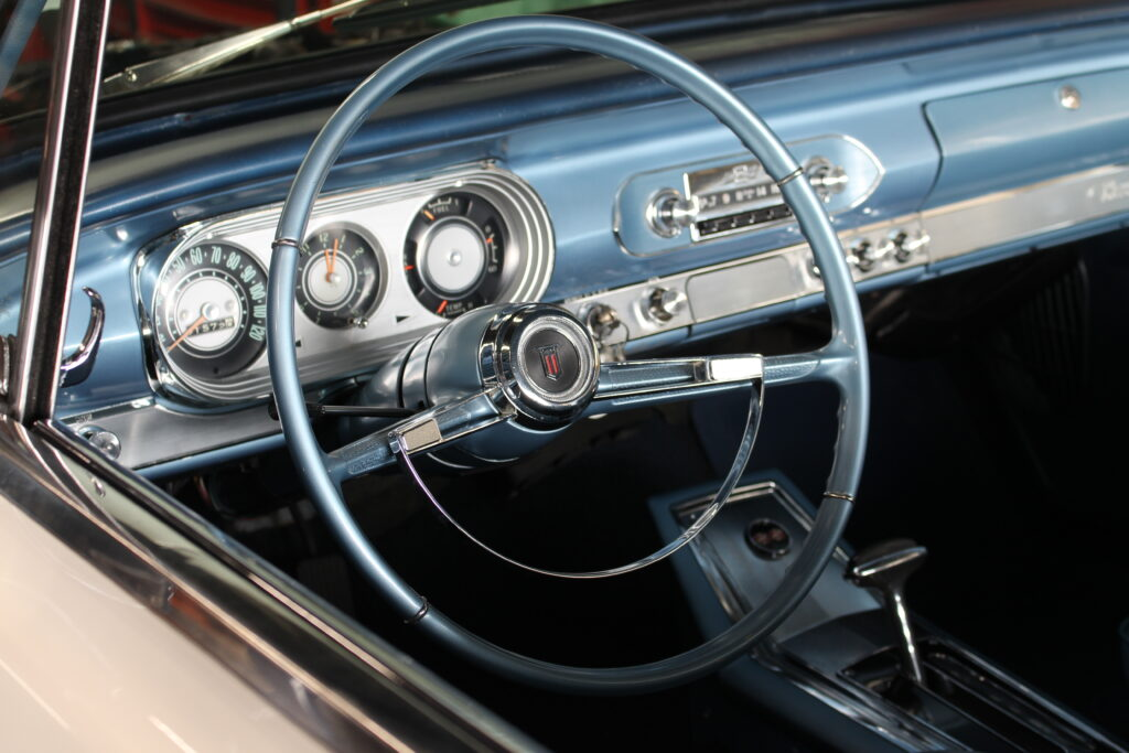 1965 Chevy Nova SS Dash