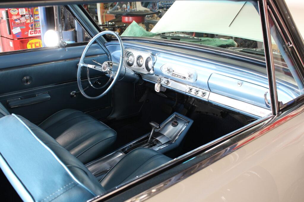 1965 Chevy Nova SS Front Interior