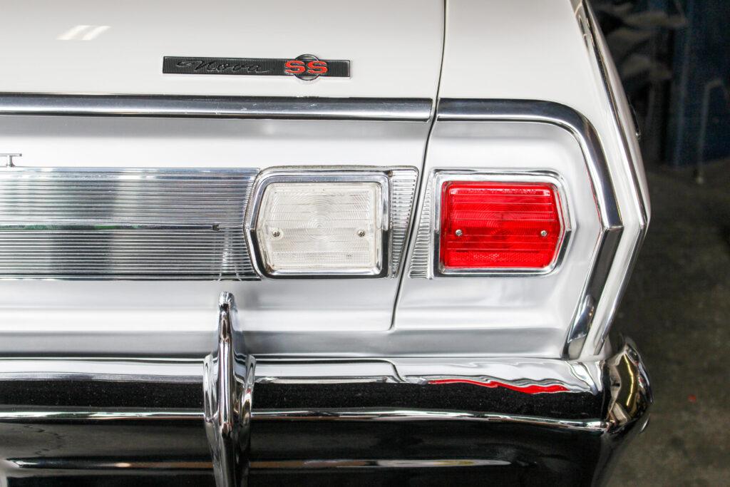 1965 Chevy Nova SS Passengers Side Taillight