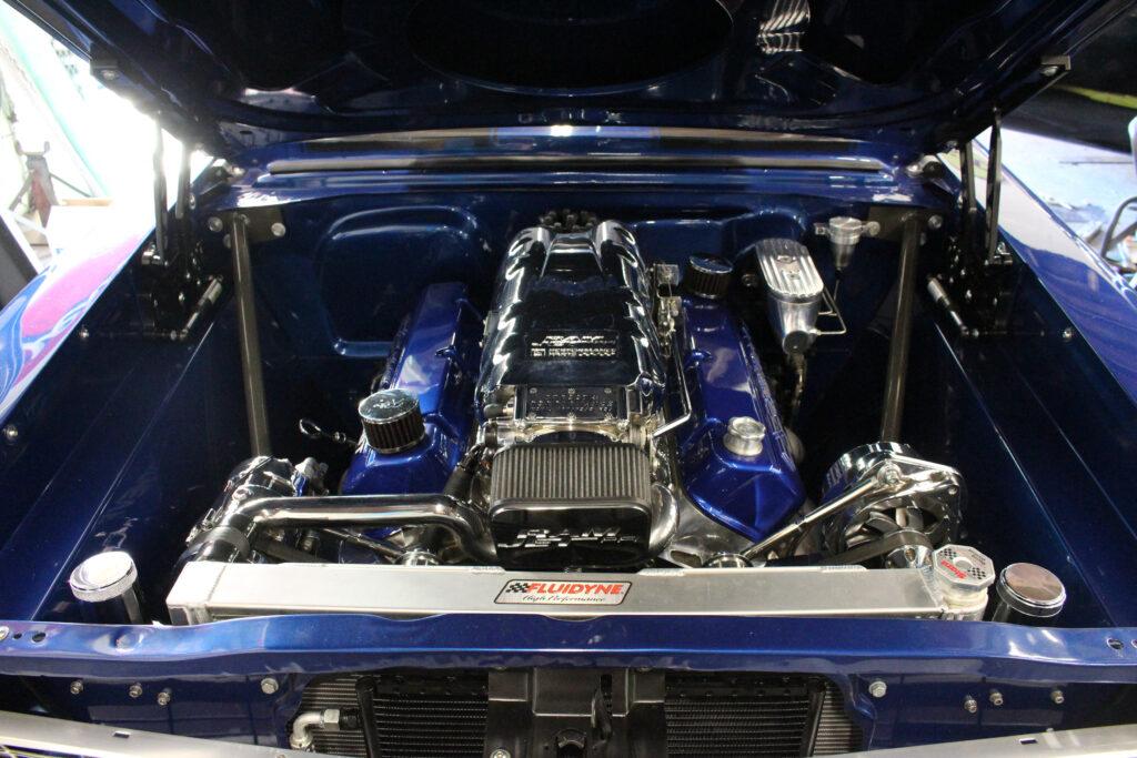 1967 Chevy Nova Engine