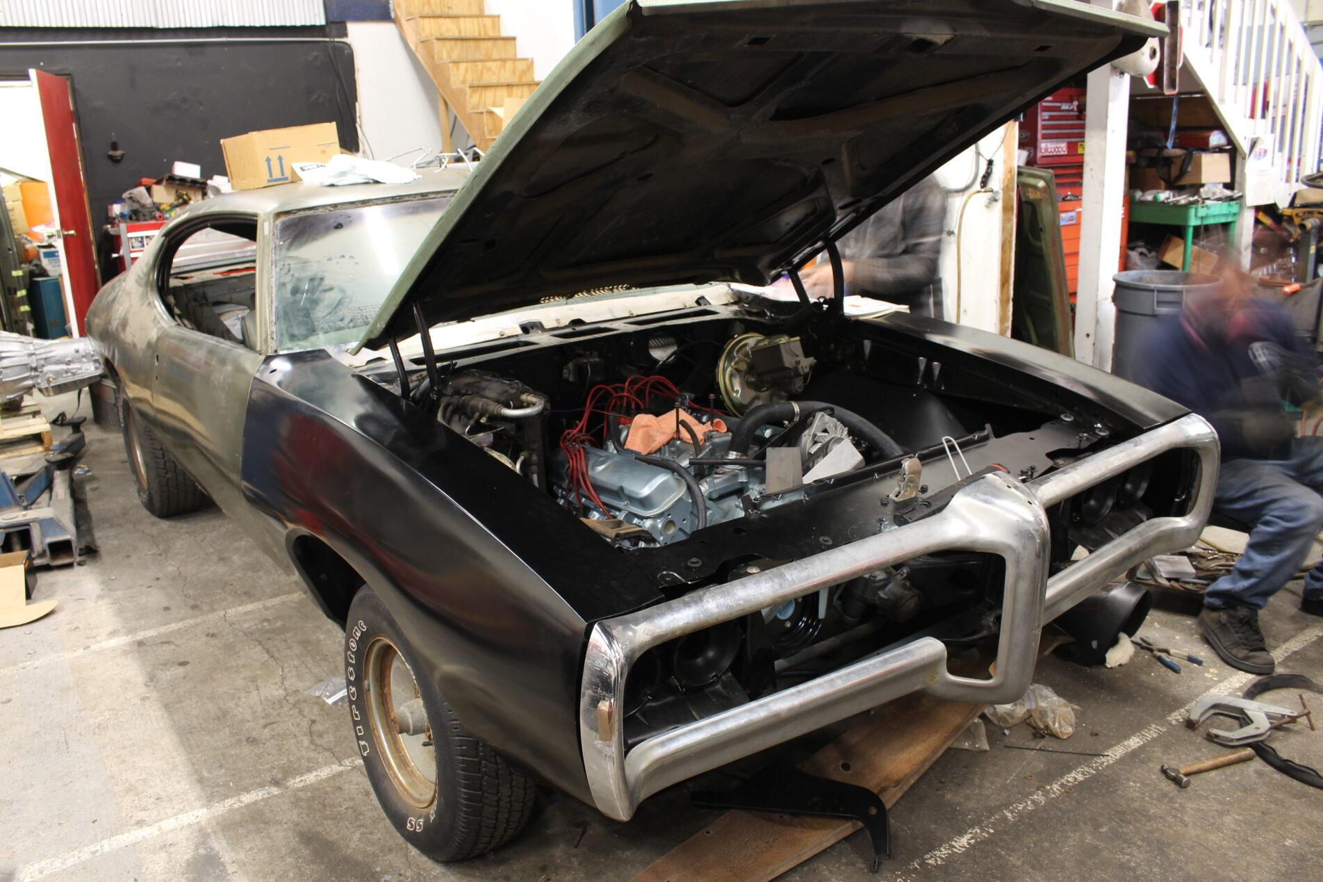 1969 Pontiac Tempest Custom