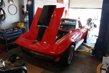 1963 Chevy Corvette Gallery