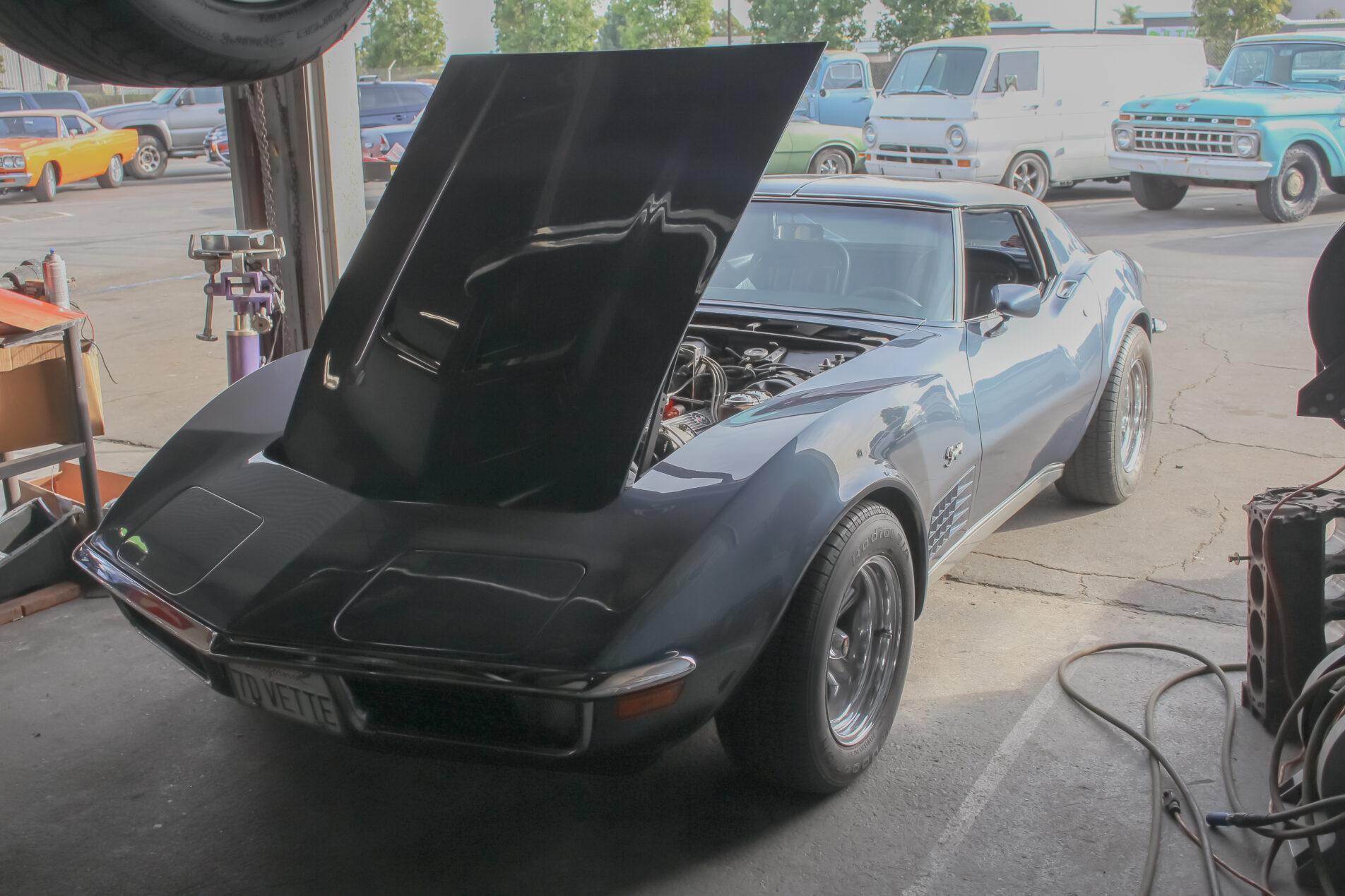 1970 Chevy Corvette Stingray