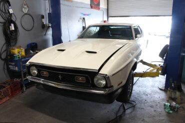 1971 Mustang Fastback
