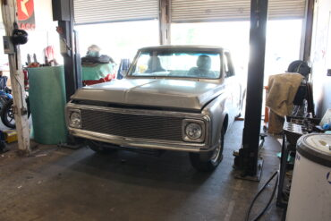 1969 Chevy C10 Truck Gallery