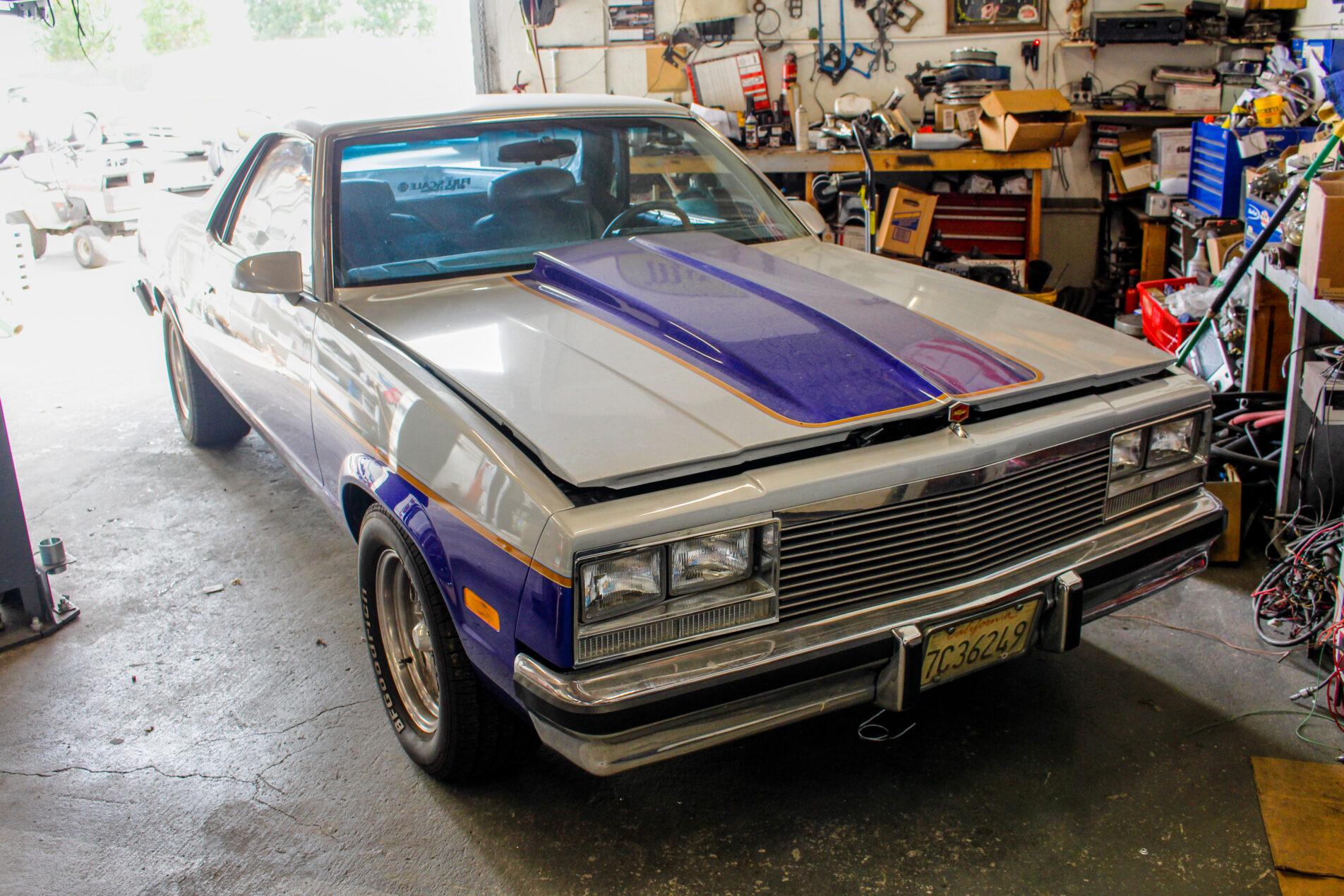 1987 Chevy El Camino