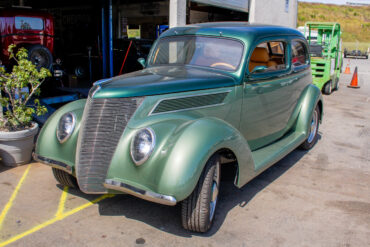 1937 Ford Humpback Gallery