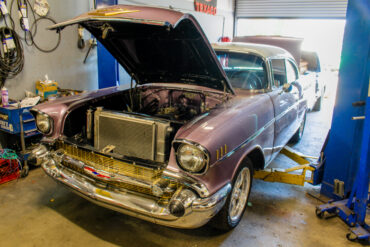 1957 Chevy Bel Air Gallery
