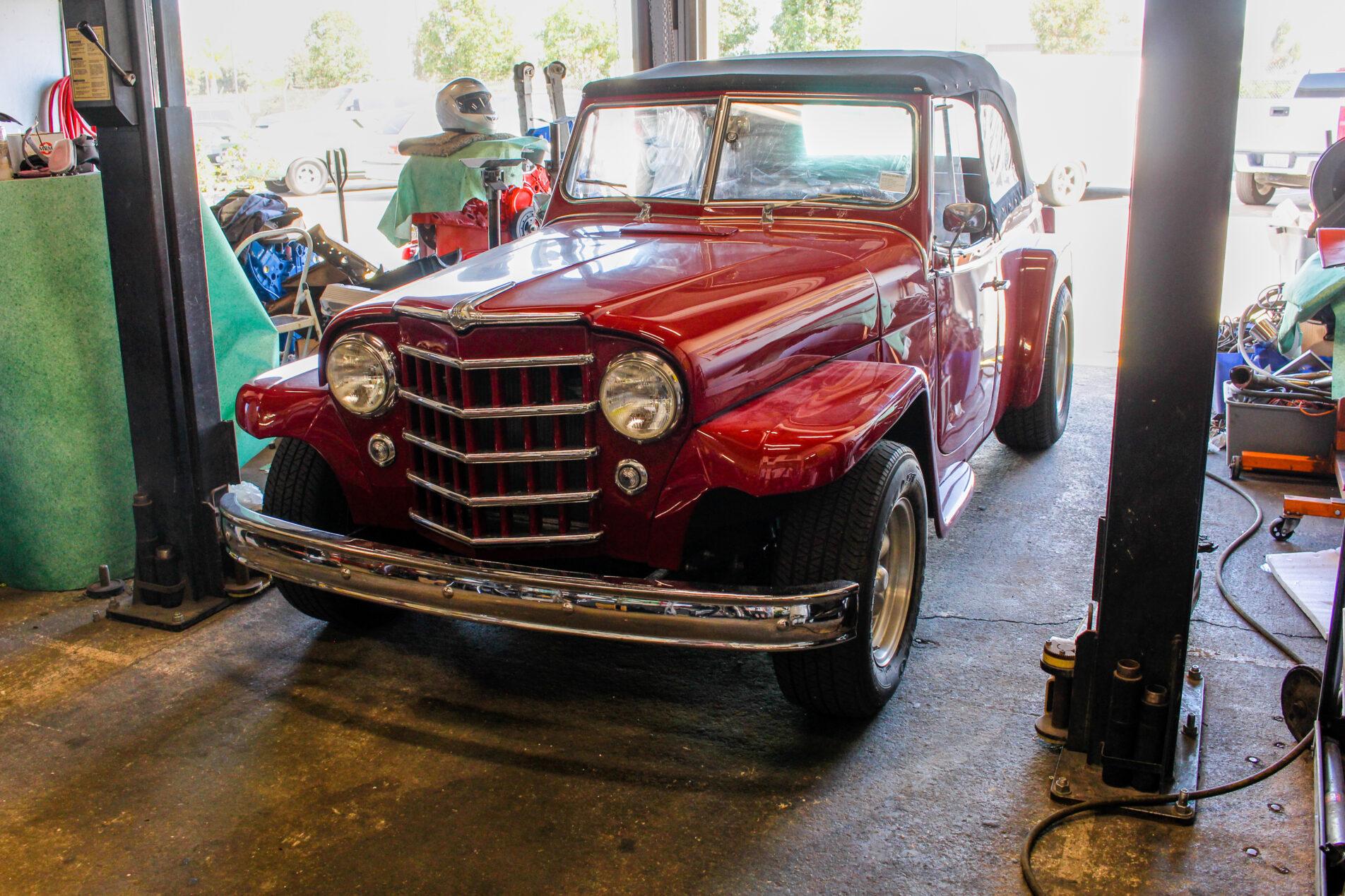 1957 Jeep Jeepster
