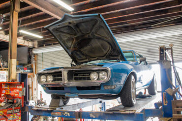 1968 Pontiac Firebird Gallery