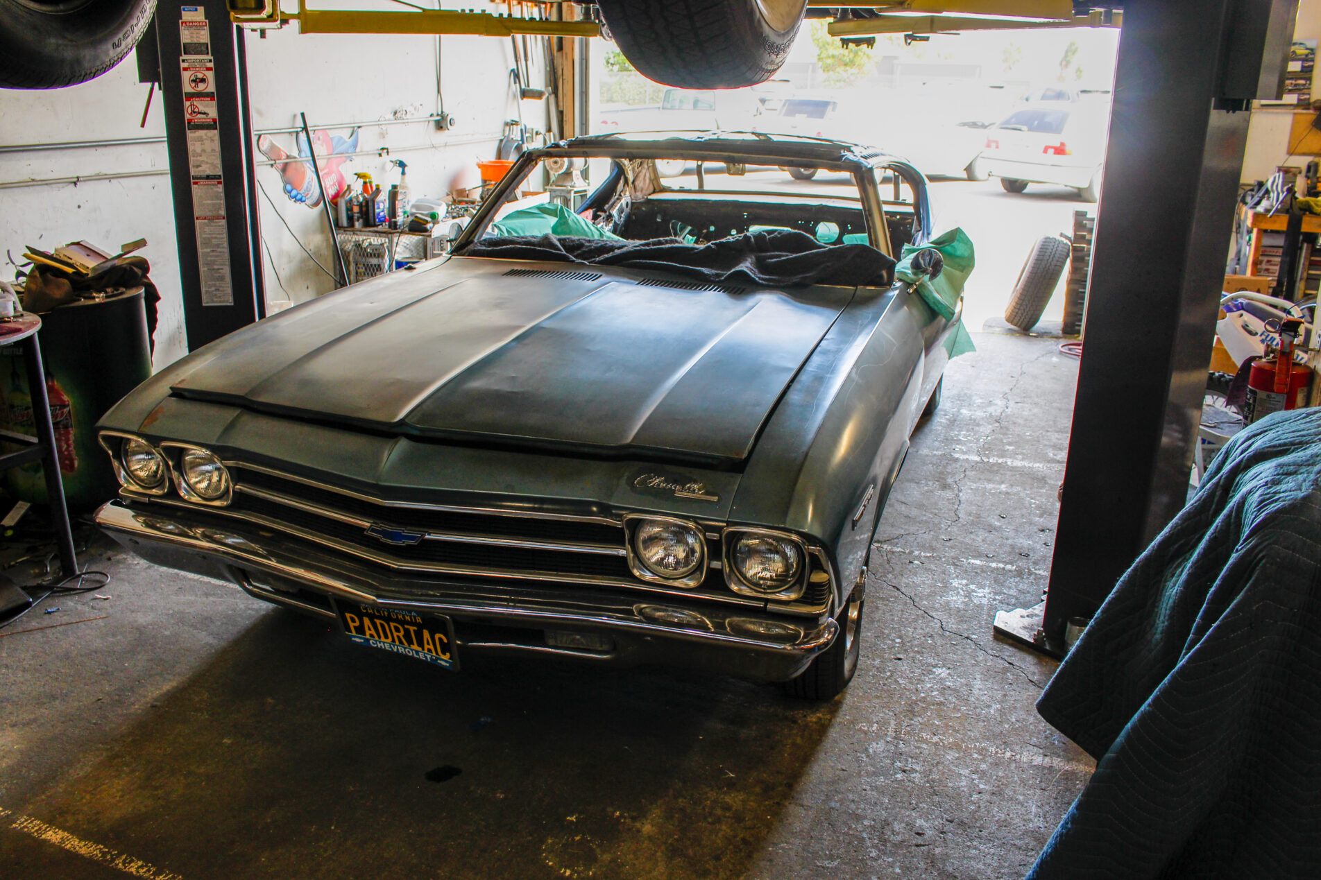 1969 Chevy Chevelle Malibu