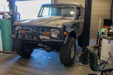 1974 Ford Bronco Gallery