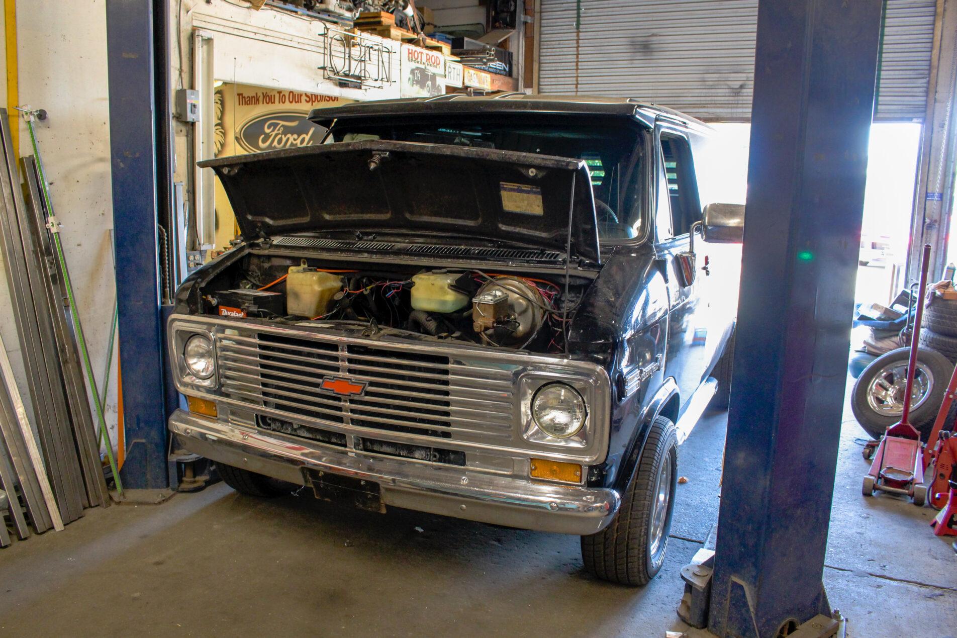 1976 Chevy Van