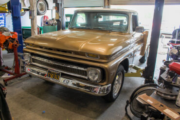 1965 Chevy Stepside Truck
