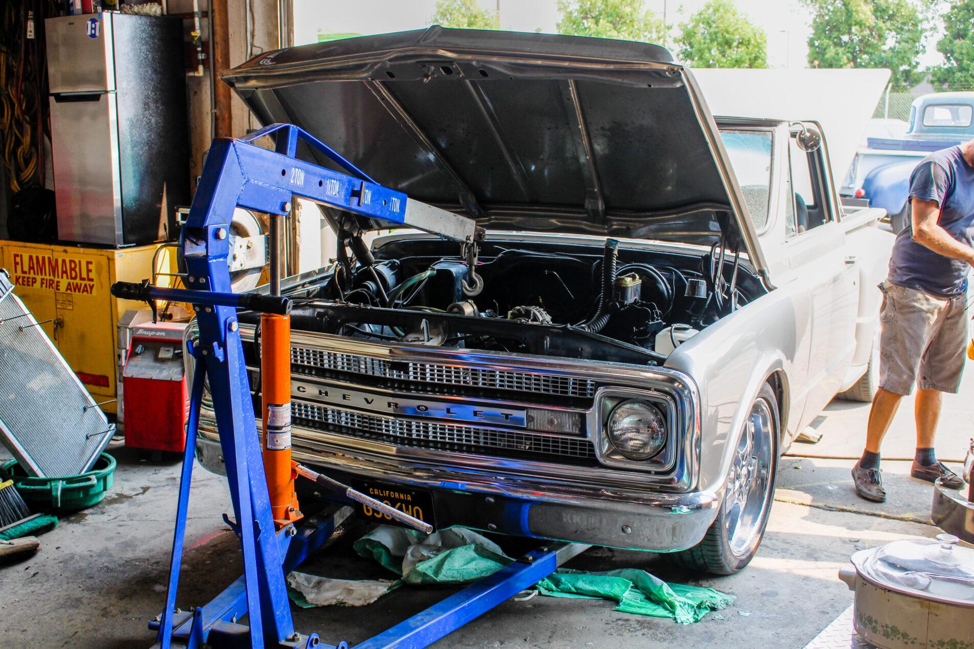 1969 Chevy Truck