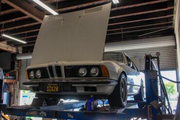 1984 BMW 628 Euro