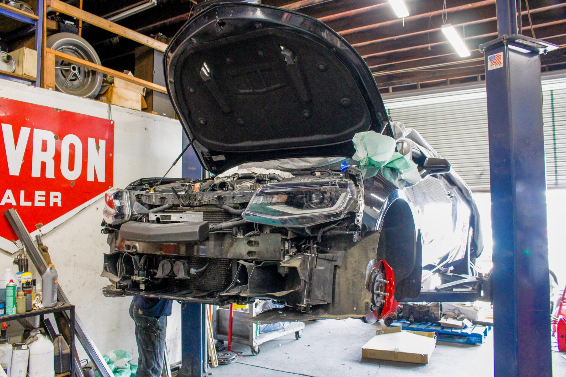 2018 Chevy LT1 Camaro